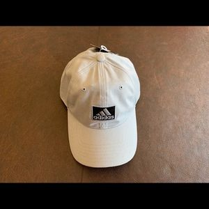 NWT Unisex Adidas Hat- Gray - One Size Fits All